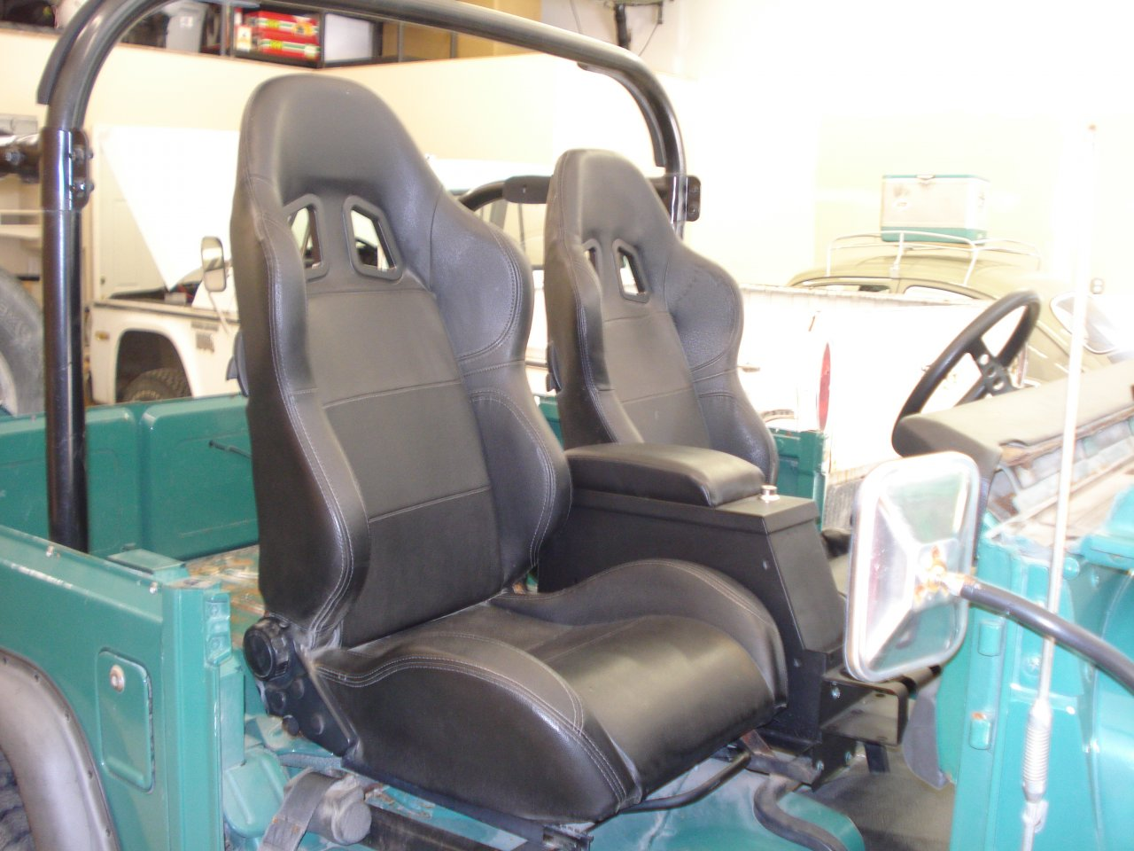 For Sale - Aftermarket FJ40 bucket seats | IH8MUD Forum