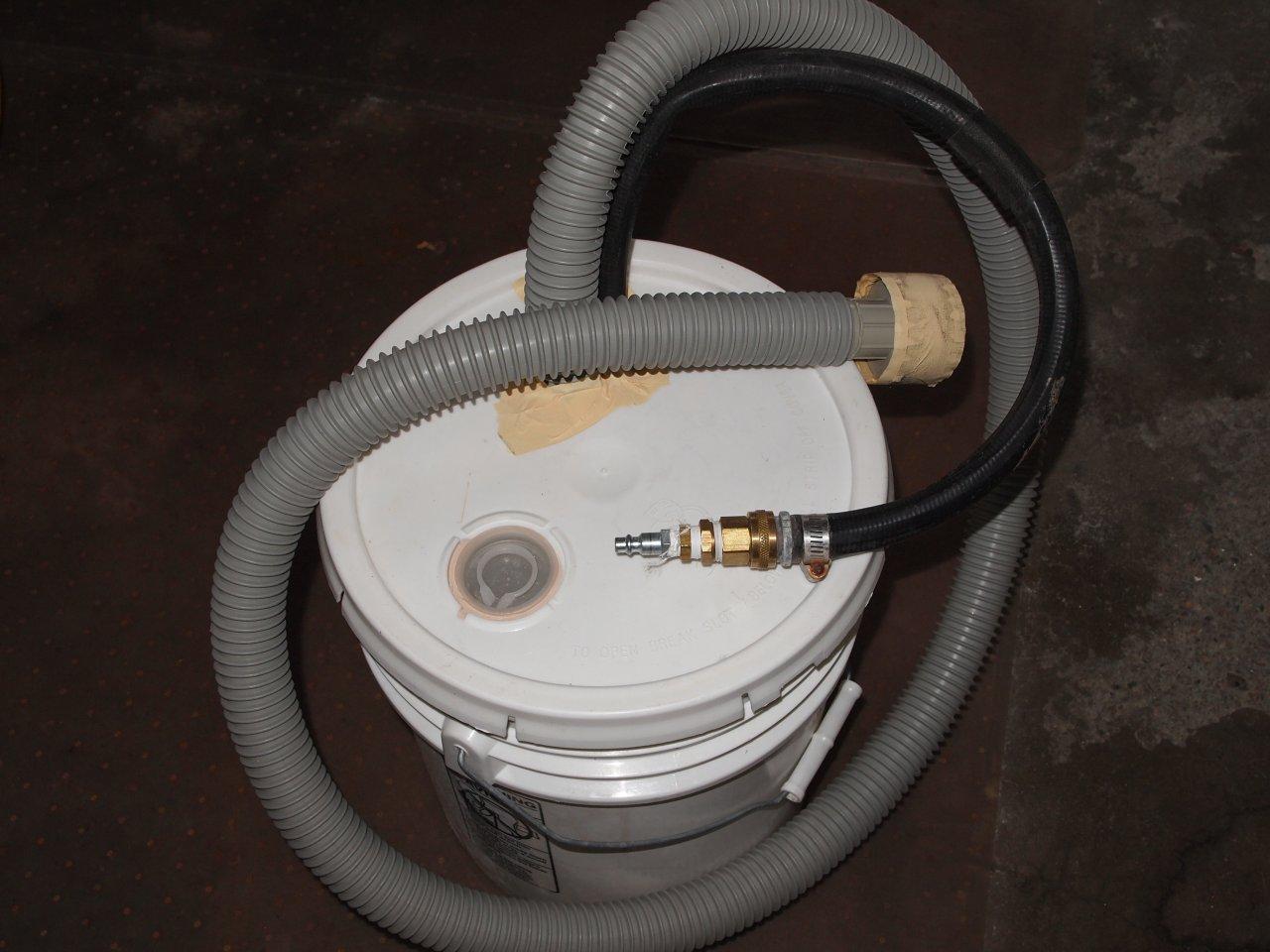 Smoke test to identify exhaust leak (ticking sound) | IH8MUD Forum