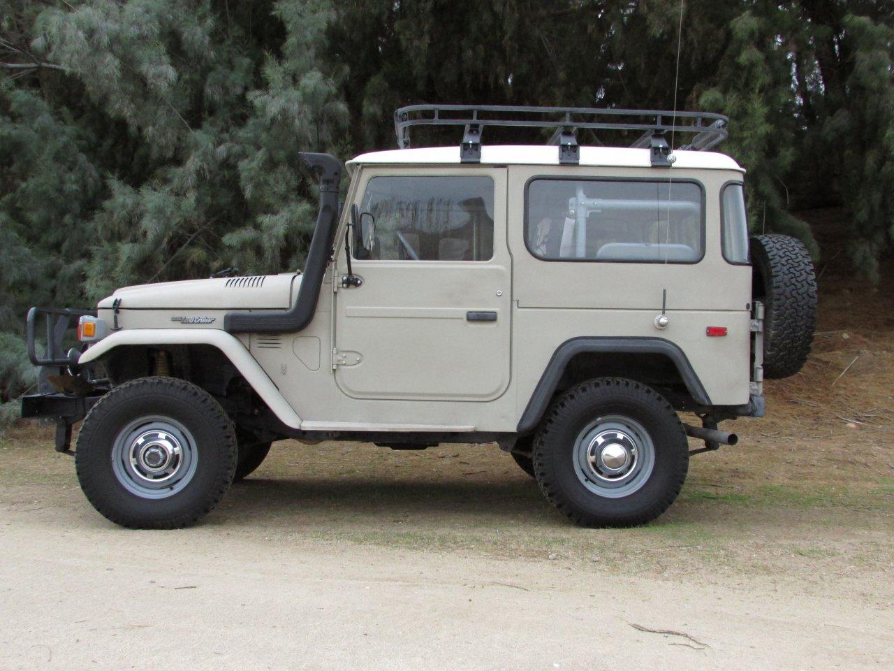 "Las Cruces Toyota Las Cruces Nm >> 31"" or 33"" Tires on 1977 FJ40 | IH8MUD Forum"
