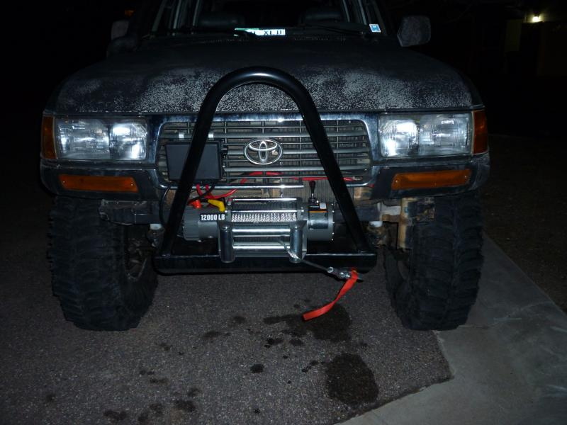 Badland 12000 winch coupon coupon cash back when operating the winch do not wear loose clothing or jewelry as they could get caught in the moving partsharbor freight badland offroad winch on a sciox Images