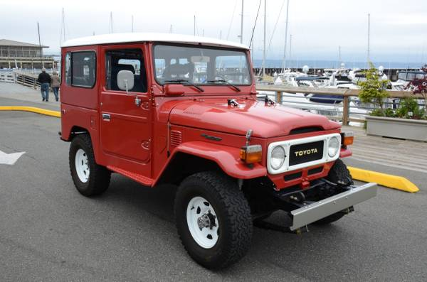 for sale 1980 toyota land cruiser fj40 4x4 w only 63k miles rh forum ih8mud com 1995 Toyota Land Cruiser FJ40 toyota land cruiser fj40 1980 for sale philippines
