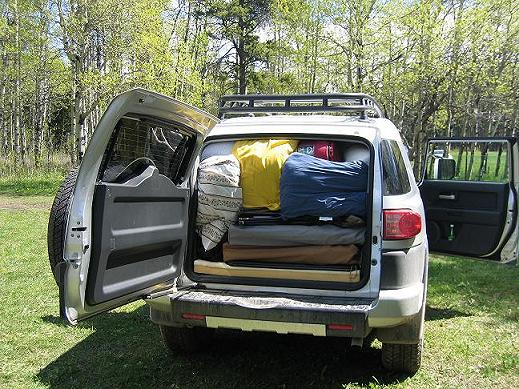 How Do You Pack For Camping Ih8mud Forum
