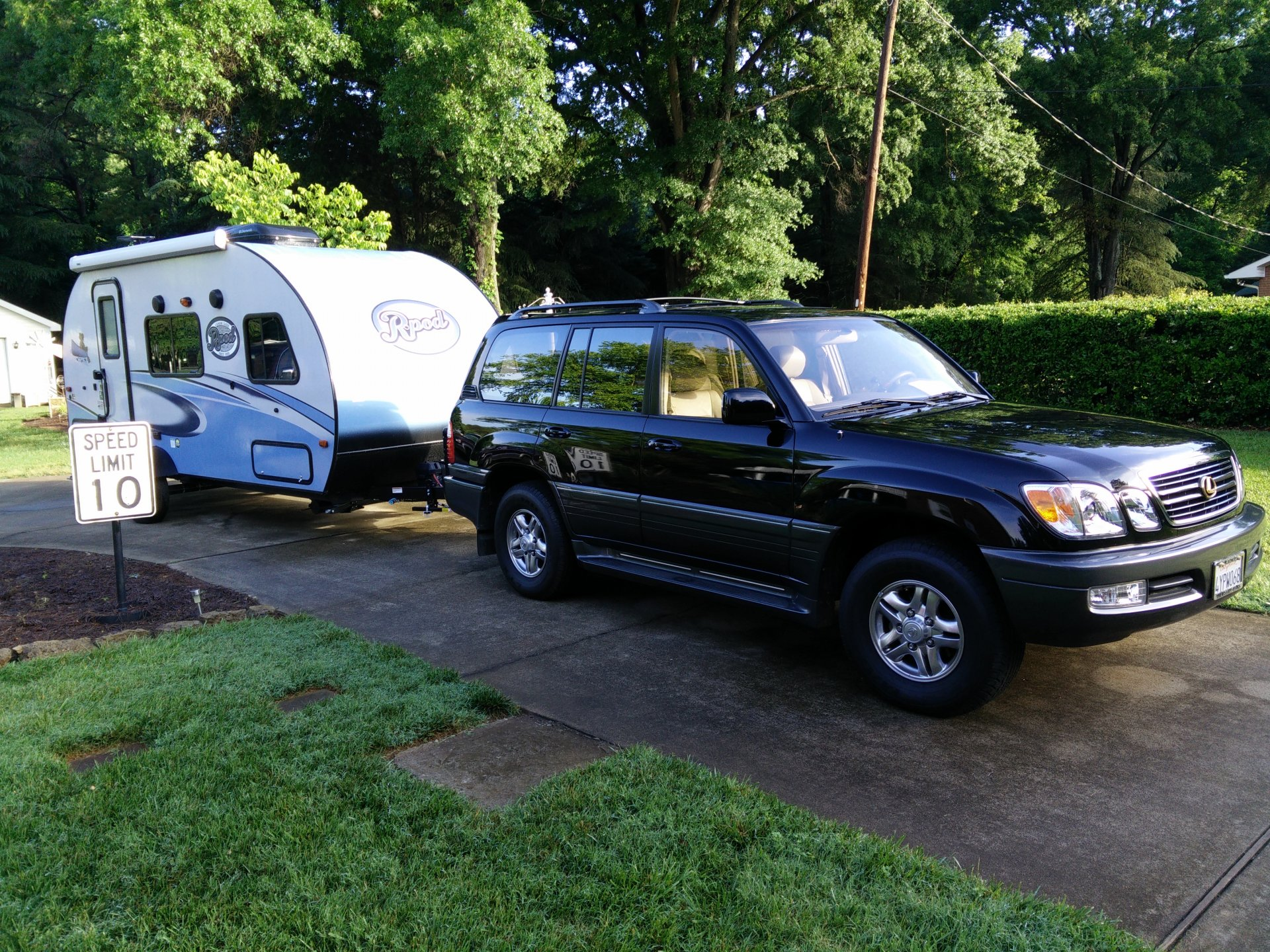 Toyota Sienna 2010-2018 Owners Manual: Trailer towing(with towing package)