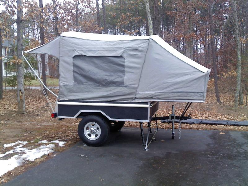 View attachment 572598 ... & For Sale - Custom Off Road Coleman Colorado Tent Trailer | IH8MUD ...