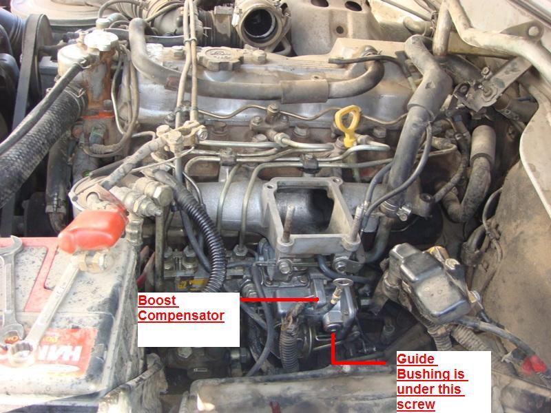 13B-T Fuel Adjustment - Power Increase