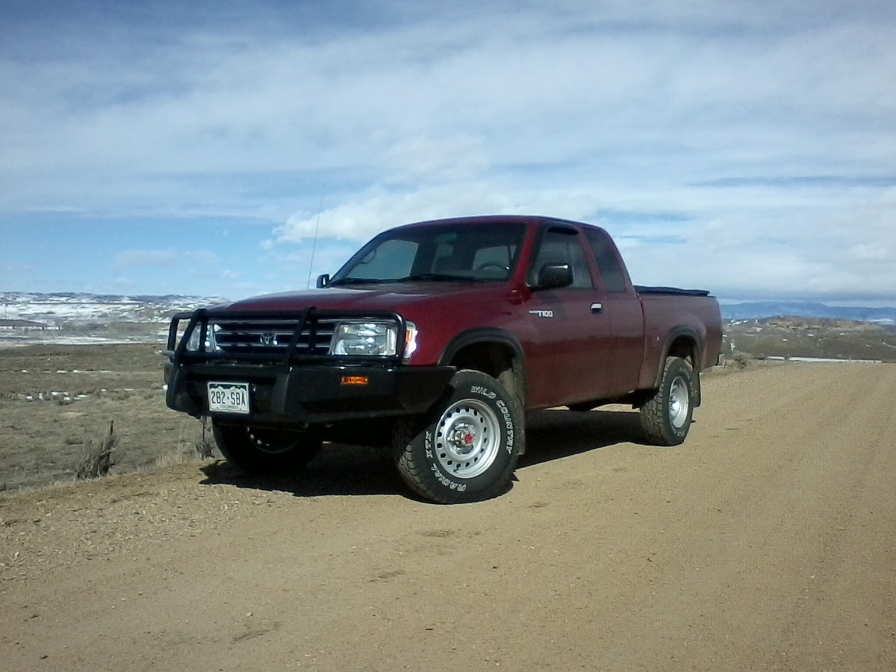 Can Arb Bumper For 80 100 Series Cruiser Be Used On 1st Gen Tundra Ih8mud Forum