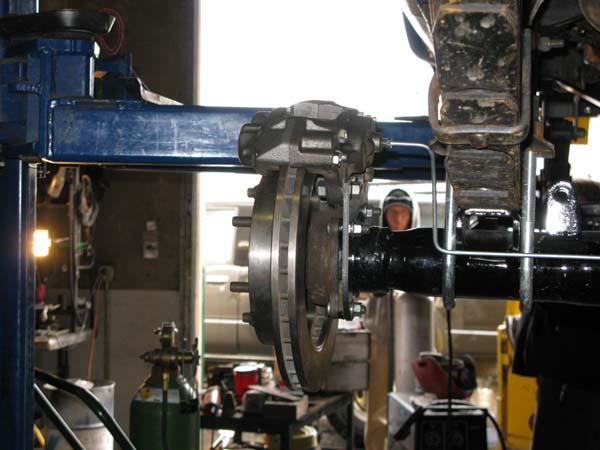 Toyota Walnut Creek >> Rear Disc Conversion - hilux   IH8MUD Forum