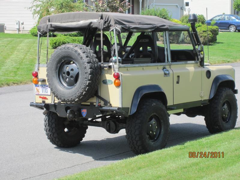 Land Rover Sacramento >> For Sale - '73 Land Rover Series 3 diesel coil conversion | IH8MUD Forum