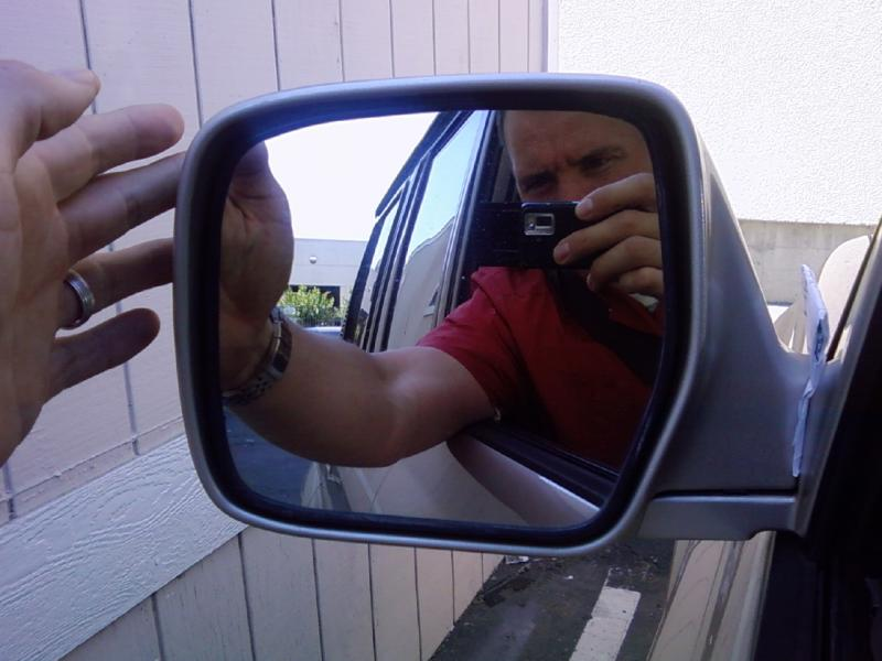 Sideview Mirror Replacement In Independence Mo >> Driver S Side View Mirror Housing Loose Ih8mud Forum
