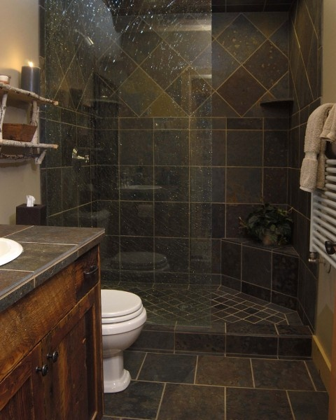 American Expedition Vehicles >> Slate tile shower | IH8MUD Forum