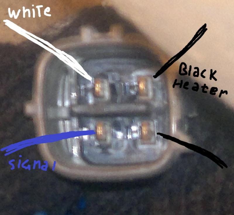 Oxygen Sensor Code 21 28 Help Ih8mud Forumrhforumih8mud: Toyota O2 Sensor Wiring Diagram At Gmaili.net