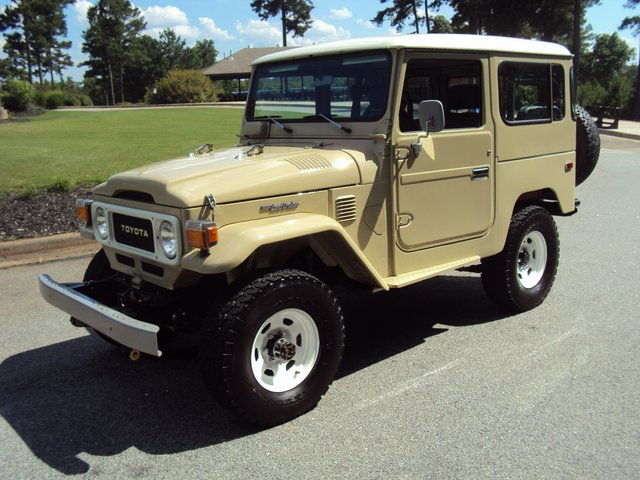 For Sale 83 Fj40 Near Atlanta Craigslist No