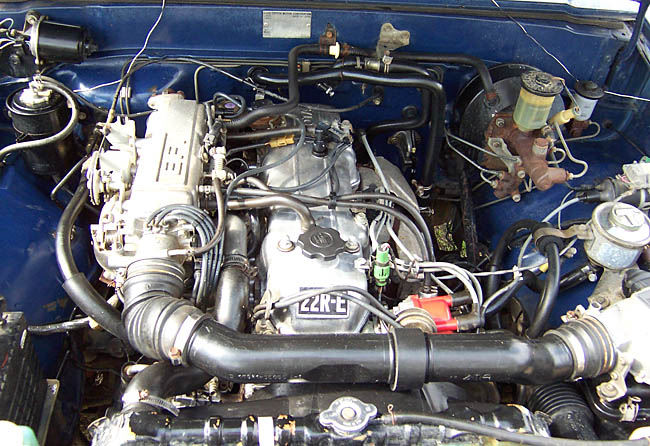 401251966684 moreover 4R TechInfo additionally 180455 Timing Marks as well LS additionally Lifted 2wd Toyota Pickup. on 1993 toyota 22re 2wd