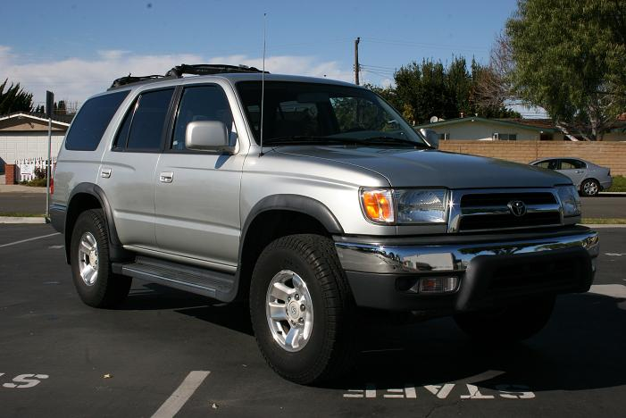 4Runner Running Boards >> *SOLD* 1999 Toyota 4Runner SR5 V6 2wd, For Sale. | IH8MUD ...