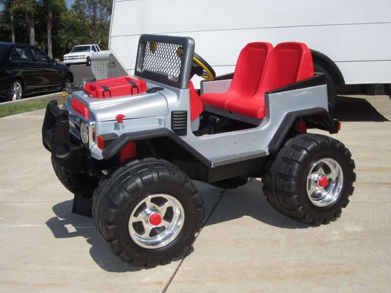 Peg Perego Gaucho Grande (FJ 40) for sale | IH8MUD Forum