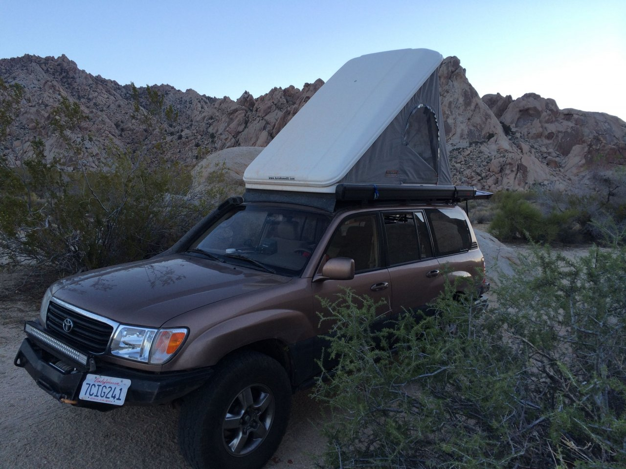 100 and Columbus.jpg & opinions on roof top tents | Page 3 | IH8MUD Forum