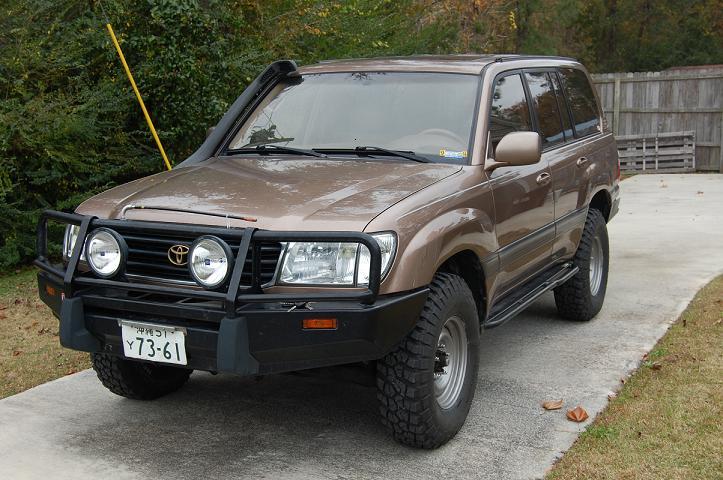 Toyota Tundra Diesel >> For Sale - Fs: 2000 uzj-100 [nc] | IH8MUD Forum