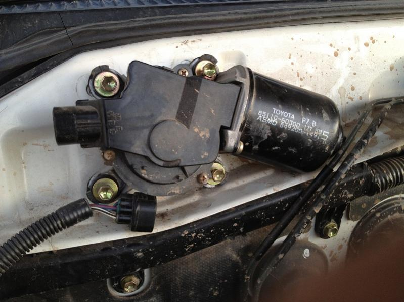 Wiper Motor Removal And Replacement Ih8mud Forum