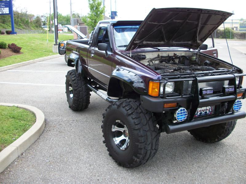Toyota Of Plano >> should i trade my 91 3fe for a lifted 86 toyota pickup ...