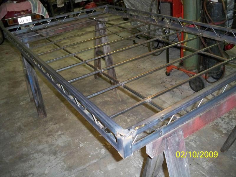 Planning On Building A Roof Rack Ih8mud Forum