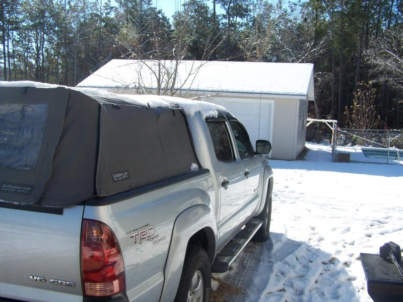 For Sale - Softopper for 1st or 2nd Gen Tacoma Short Bed