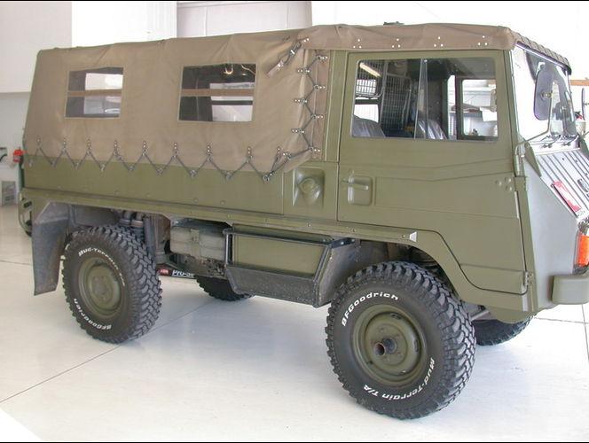For Sale - [UT] 1972 Pinzgauer 710 under 30k mi | IH8MUD Forum
