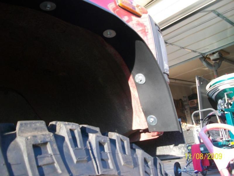 home made fender flares | IH8MUD Forum