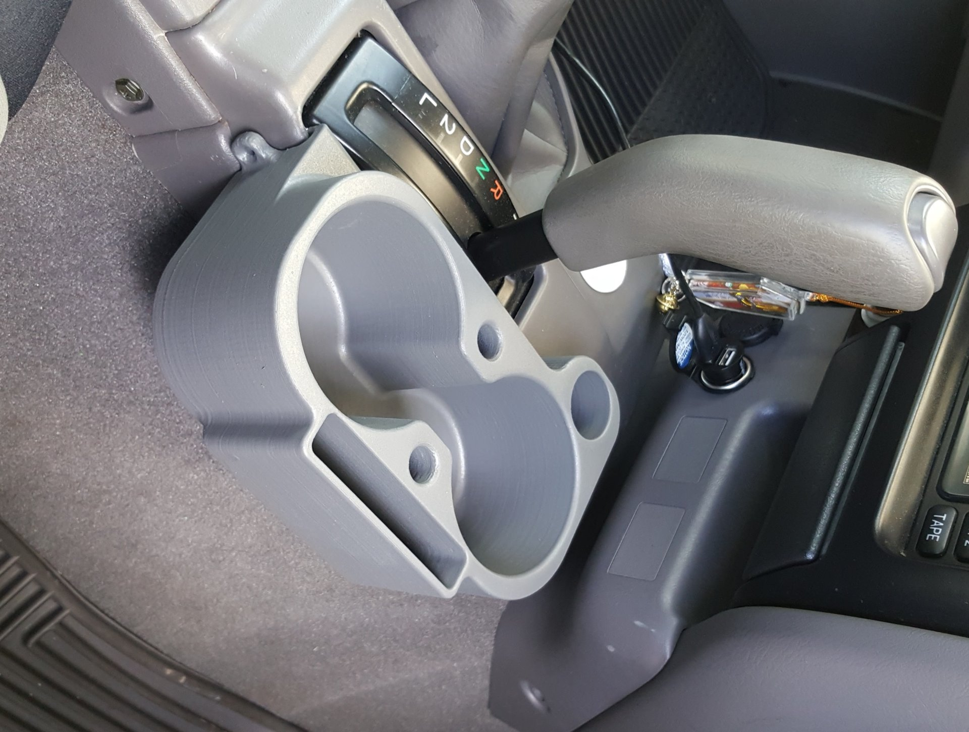 3rd Gen 4Runner and Tacoma Cup Holders | IH8MUD Forum
