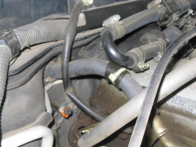 Need Pics Of Rear Heater Bypass At Firewall Ih8mud Forum