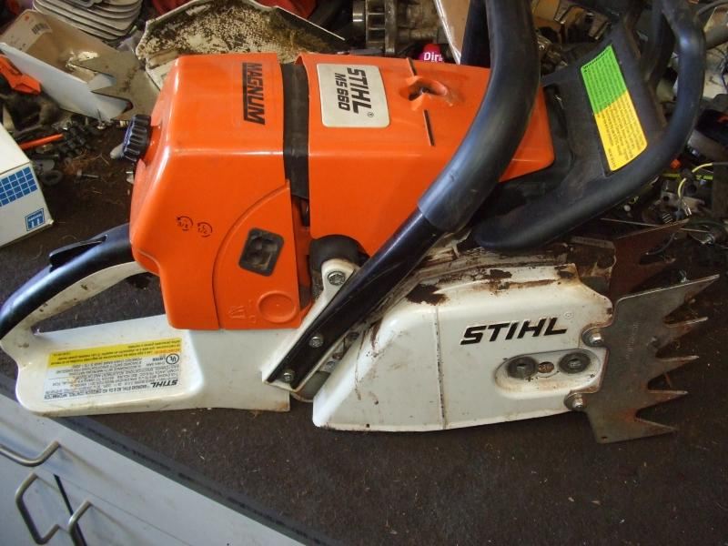 1122 Series Complete Engine Build Thread Stihl 064 066
