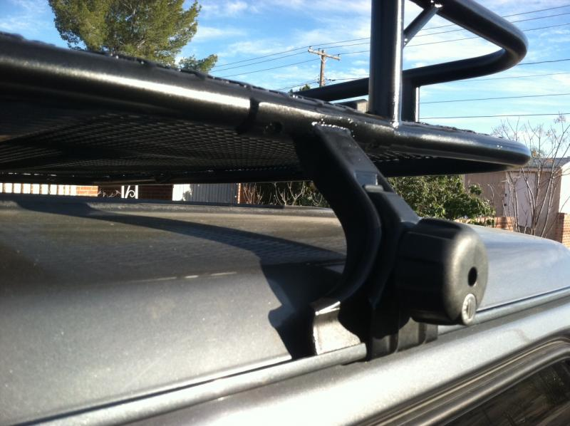 Home Made Roof Racks Page 5 Ih8mud Forum