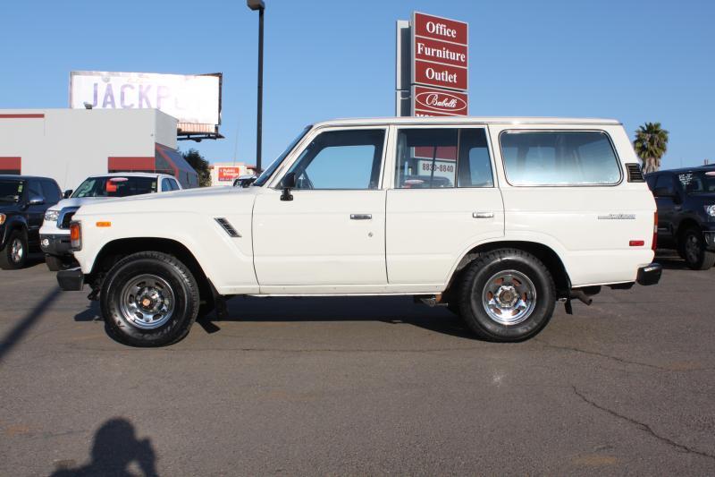 For Sale 1985 Toyota Landcruiser 4x4 Classic Toyota Suv