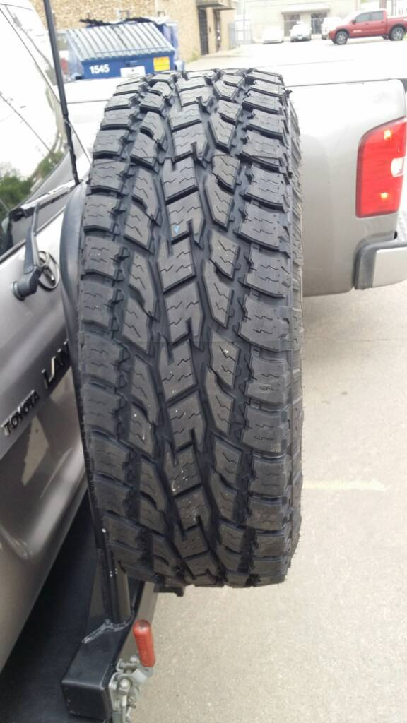 East Bay Tire >> Cooper S/T Maxx Real Reviews | Page 2 | IH8MUD Forum