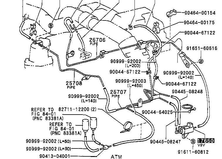 13bt Vacuum System Diagram And Shut Off