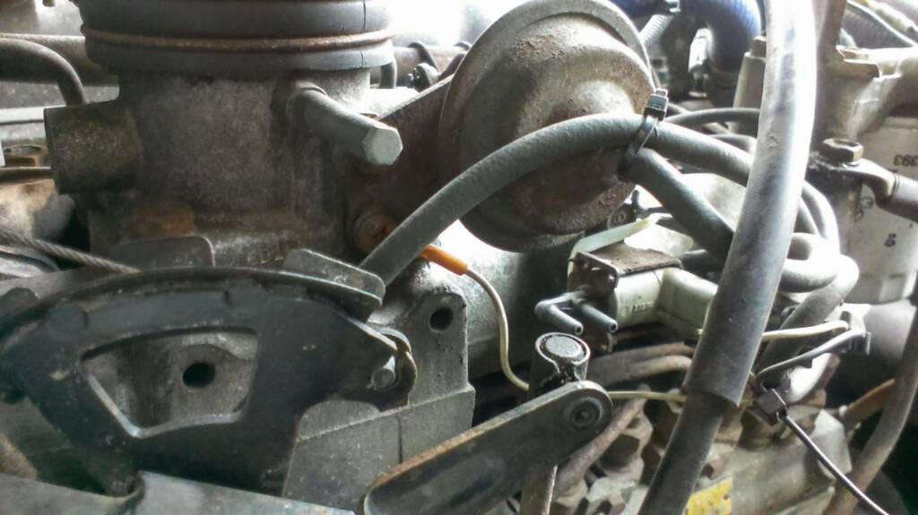 idle-up actuator fail on 2H   IH8MUD Forum