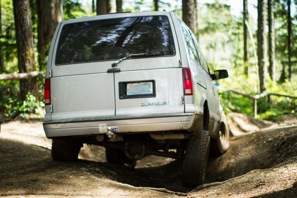 Chevy Astro Van Awd As An Overland Vehicle Ih8mud Forum