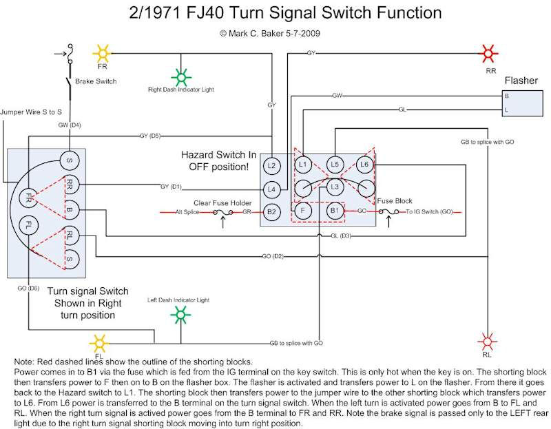 Turn Signal Problem Turns To Po Wiring Mess Question