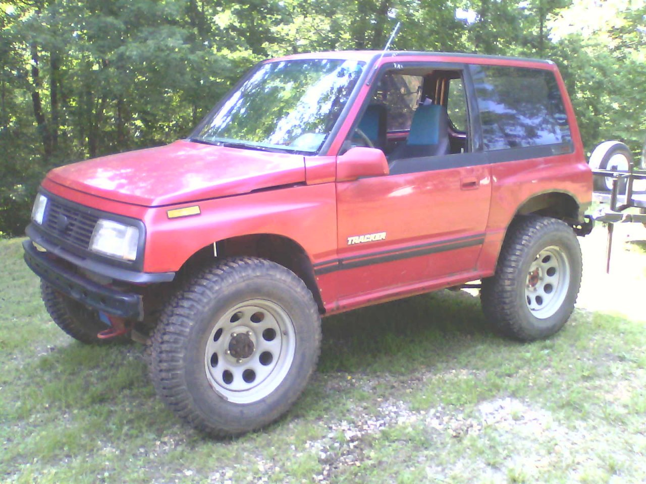 Chevrolet Tracker For Sale For Sale - 1989 Geo Tracker 4x4 on 32s (Georgia) | IH8MUD Forum