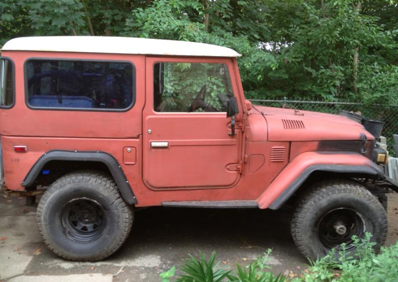 craigslist - 1976 FJ40 for sale | IH8MUD Forum