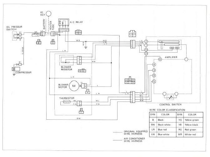 1980 fj40 factory nippondenso a c tech question please help