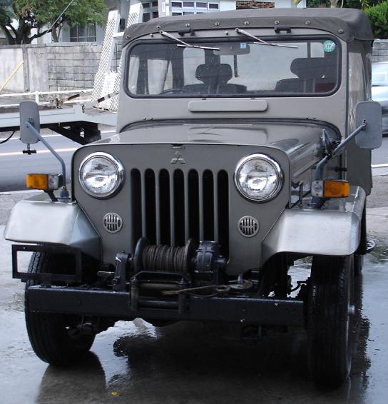 1979 Mitsubishi Jeep, Diesel, PTO Wench | IH8MUD Forum