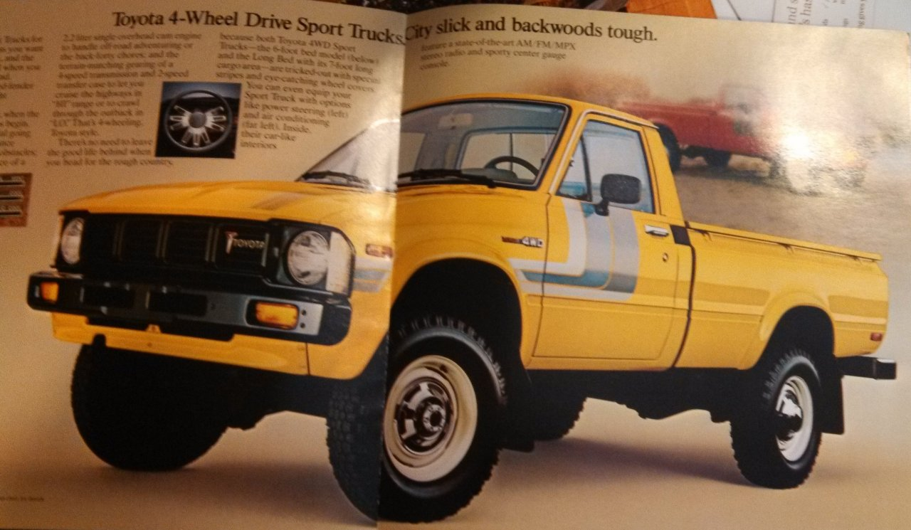 Toyota Virginia Beach >> 1980, 82 Toyota Truck Literature | IH8MUD Forum