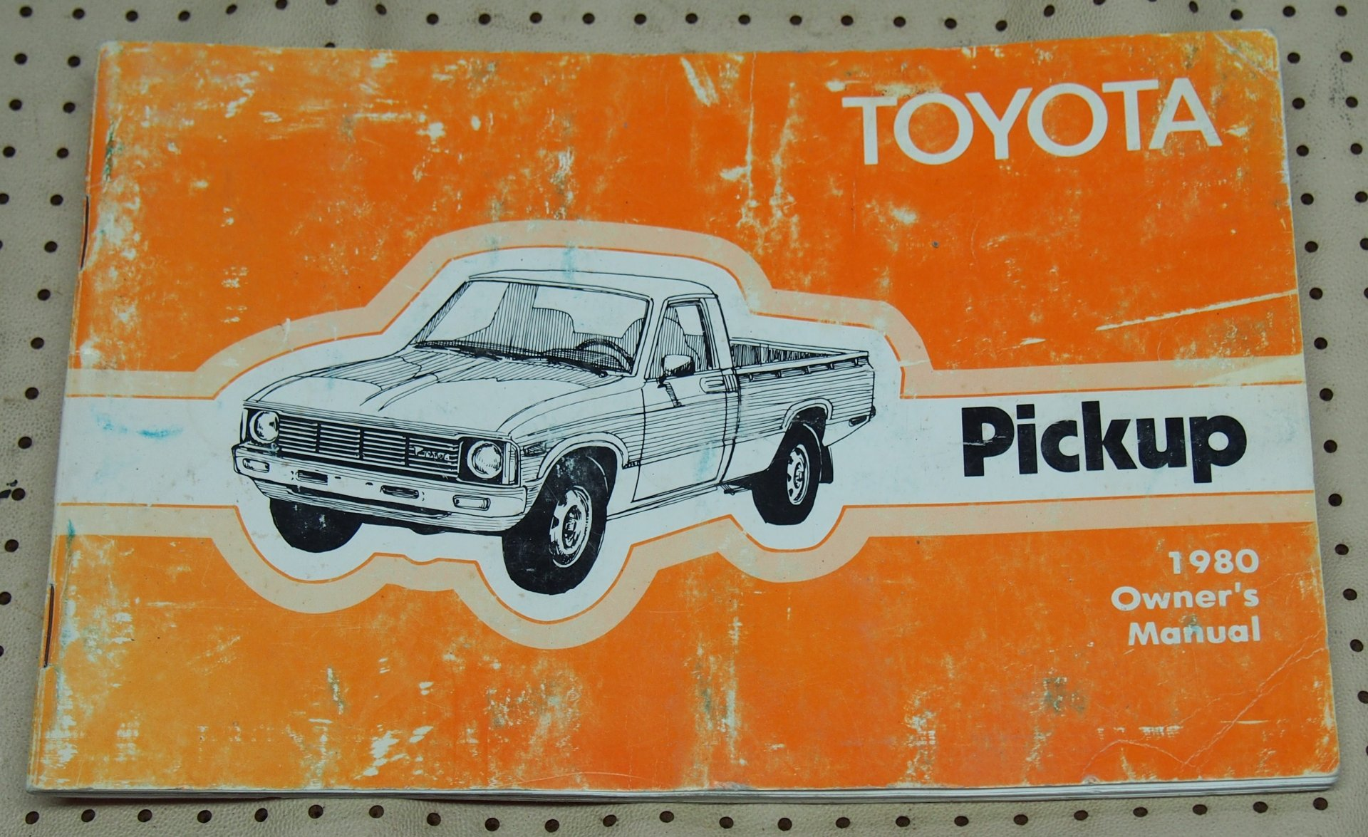 Toyota Truck Owners Manual Trusted Schematic Diagrams 1992 4runner For Sale Manuals 1980 Pickup And 87 Rh Forum Ih8mud Com 1983 1994
