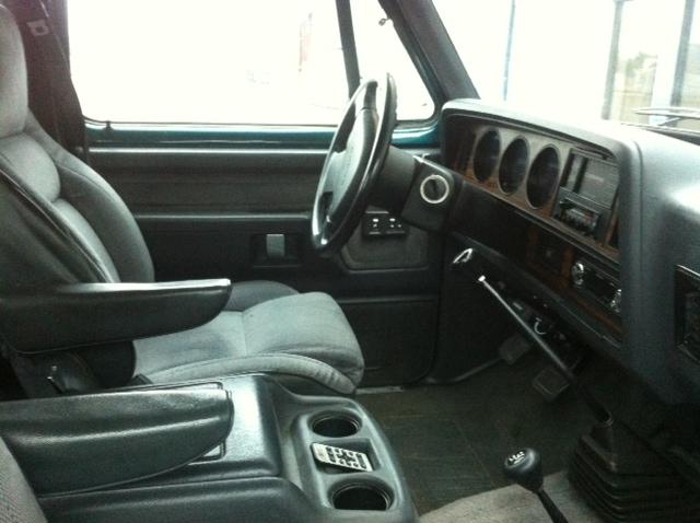 For Sale 1993 Dodge Ram 250 Cummins Turbo Diesel 4x4