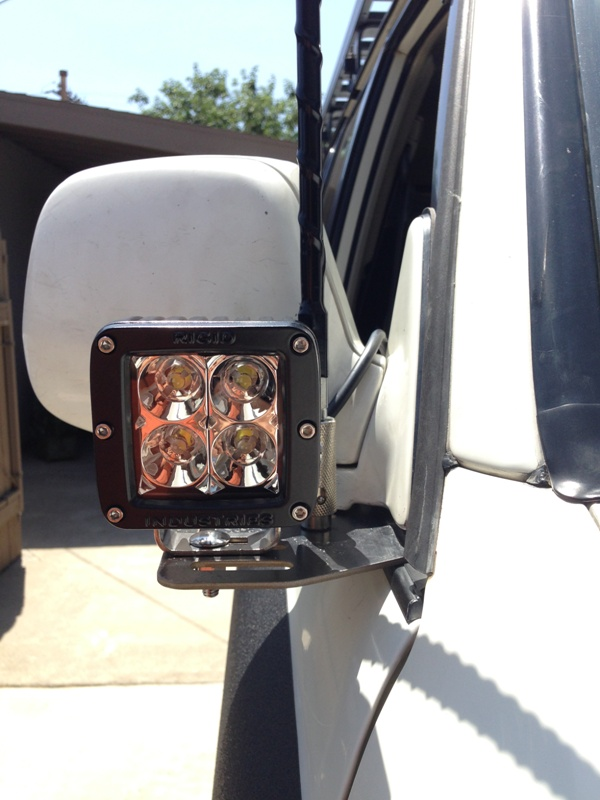 Group Buy Yodateq Front Mirror Mount Brackets Ih8mud Forum