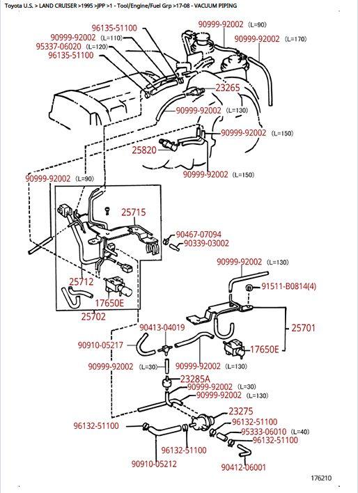 Bulk Vacuum Hose     Fz Vacuum System Diagram