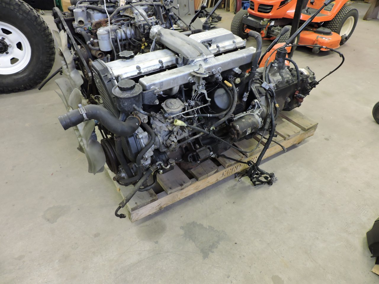 For Sale - 1HZ H55 with extra parts for conversion | IH8MUD Forum