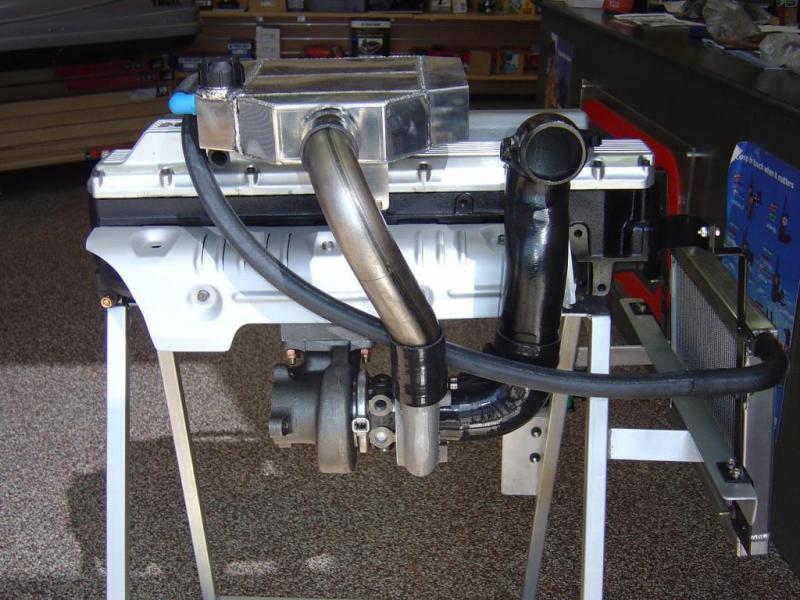 Water to air intercoolers - for 1hz, 1hdt etc | IH8MUD Forum