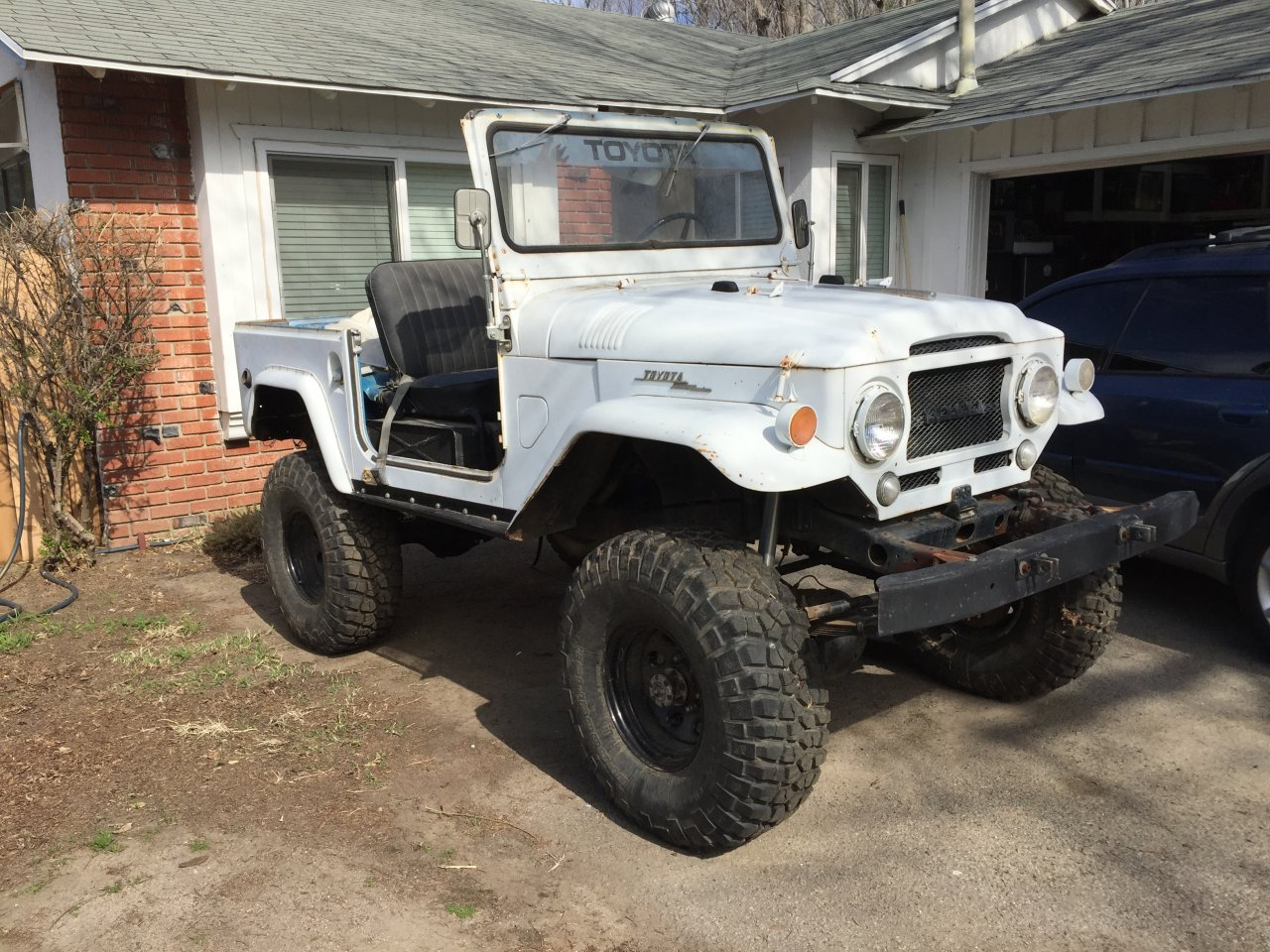 1967 Fj40 Chevy V8 Harness Install Tips Advice Ih8mud Forum Wiring Diagram Painless Few Of The Reasons For Re Wire Personal Knowledge Vehicle Electrical System Piece Mind Learning Experience Water Proofing