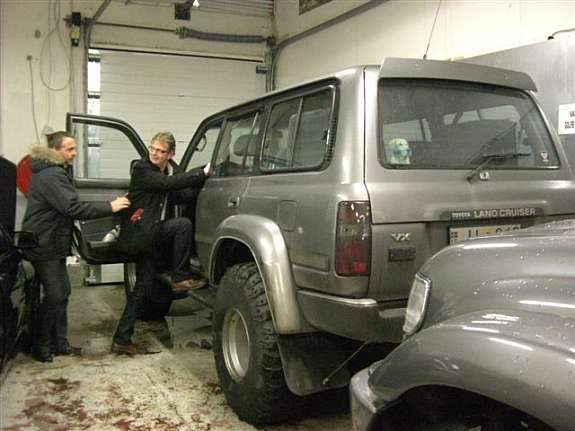 Arctic Truck 80s ramble | IH8MUD Forum